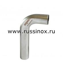 Отвод нержавеющий 90гр. безраструбный AISI 304/316