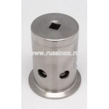 Клапан предохранительный газовый нержавеющий AISI 304