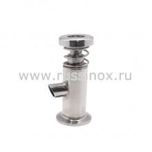 Кран нержавеющий для отбора проб йогурта AISI 304/316