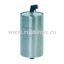 Пневмопривод из нержавеющей стали для молочных ( пищевых ) дисковых затворов (кранов) AISI 304/316
