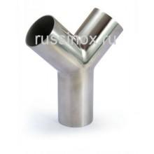 Отвод приварной нержавеющий 90гр. У-образный электросварной AISI 304/316