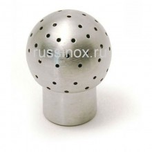 Головка шаровая моющая нержавеющая с внутренней резьбой AISI 304/316