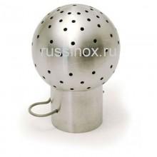Головка моющая нержавеющая AISI 304/316