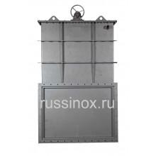 Арматура запорная нержавеющая для газа AISI 310 / 304 / 316