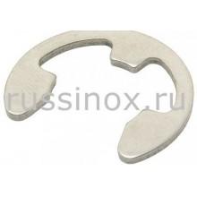 Кольцо нержавеющее упорное для вала AISI 304/316